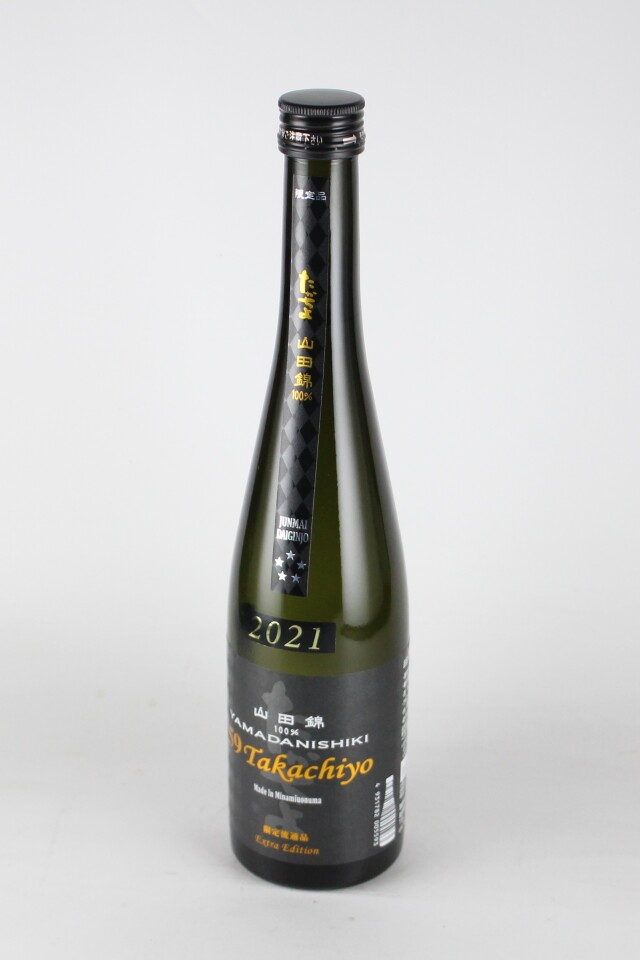 Takachiyo38 2021 Extra Edition 純米大吟醸無調整生原酒 山田錦 500ml 【新潟/高千代酒造】