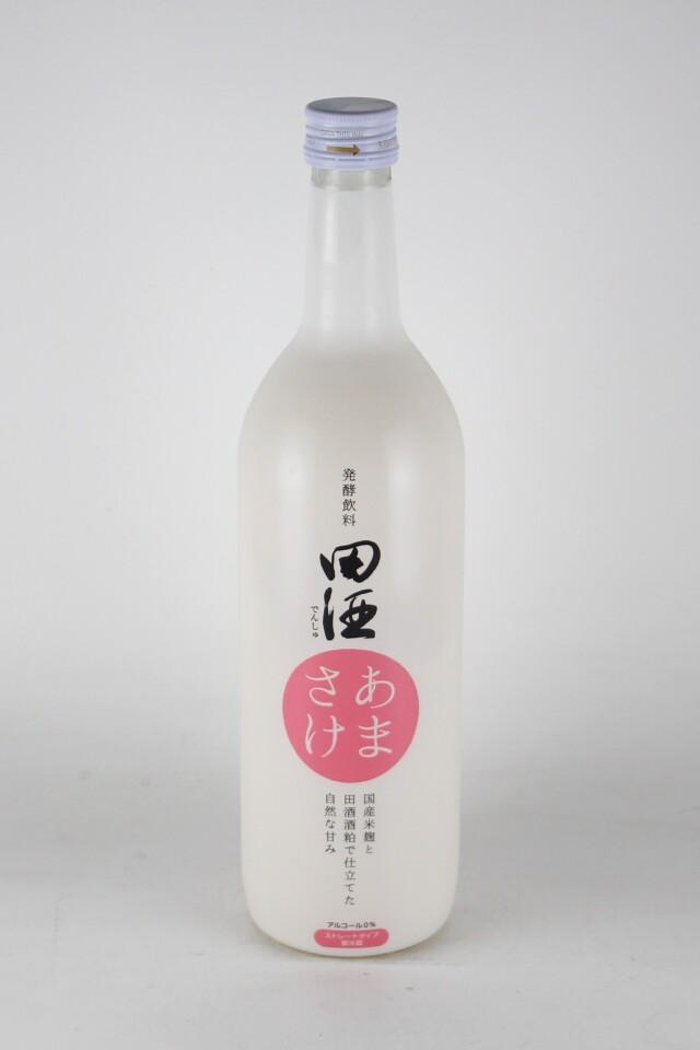 田酒 あまさけ 無添加 750ml 【青森/三浦醸造】