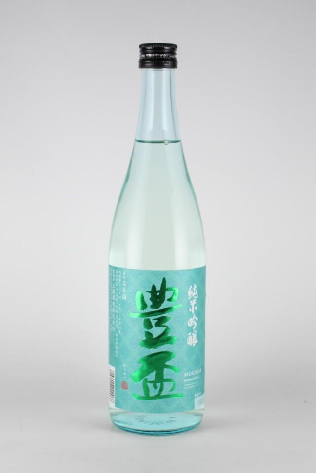豊盃 涼風 純米吟醸 720ml 【青森/三浦酒造】