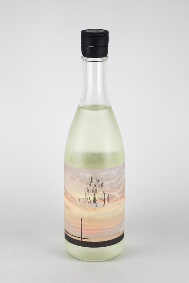 手取川 純米無濾過生原酒 12% How about drinking at twilight? 720ml 【石川/吉田酒造店】