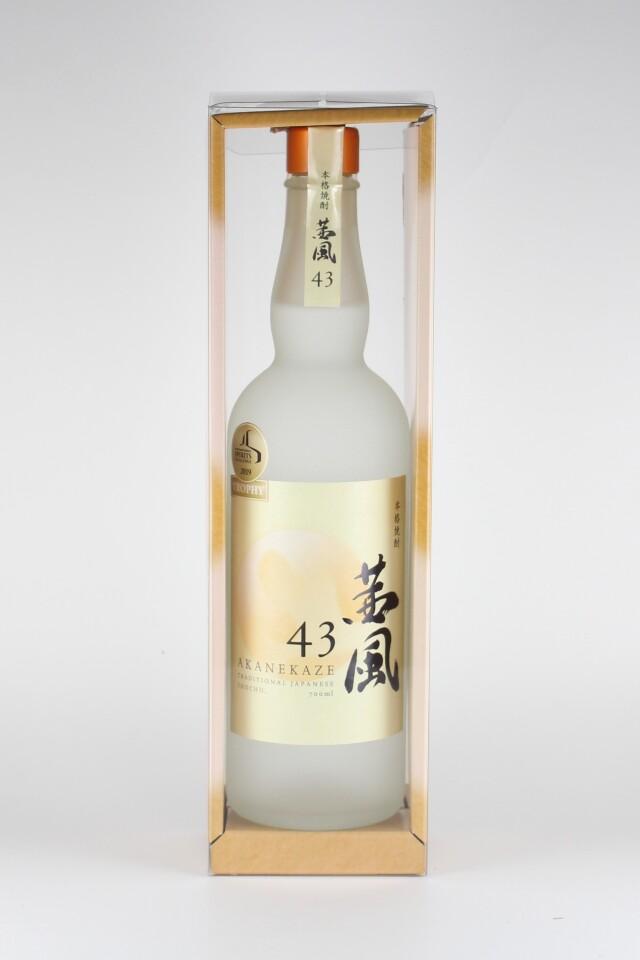 芋焼酎 茜風43 43度 700ml 【鹿児島/本坊酒造】