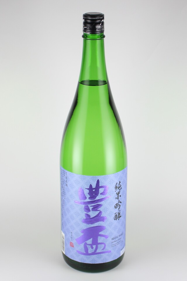 豊盃 純米吟醸 山田錦 1800ml 【青森/三浦酒造】