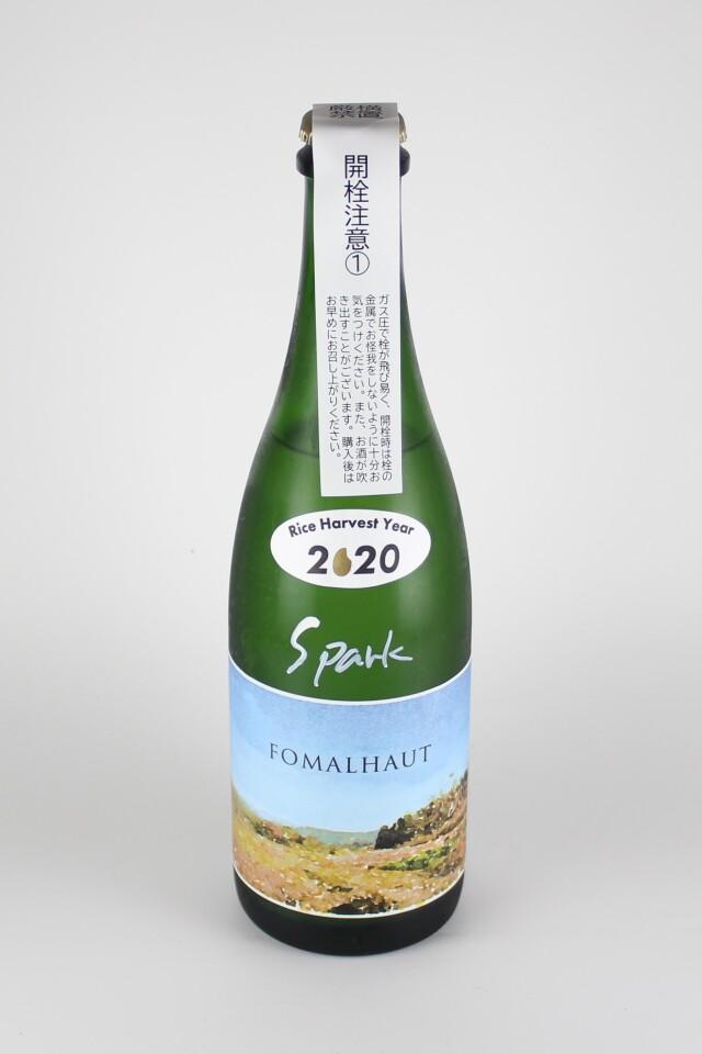 あべ スターシリーズ FOMALHAUT SPARK 500ml 【新潟/阿部酒造】2020収穫米