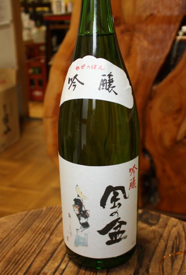 風の盆 吟醸 山田錦 (1800ml)【富山/福鶴酒造】