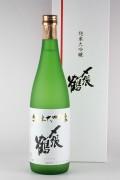 〆張鶴 純米大吟醸 白ラベル 720ml 【新潟/宮尾酒造】