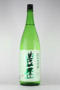 豊盃 純米大吟醸 豊盃米49 1800ml 【青森/三浦酒造】