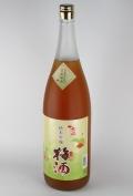 秀鳳 梅酒 純米吟醸仕込 1800ml 【山形/秀鳳酒造場】