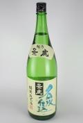 越乃景虎 名水仕込 特別純米 1800ml 【新潟/諸橋酒造】