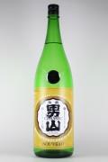 陸奥男山 classic ヌーボー生 1800ml 【青森/八戸酒造】