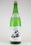 八海山 特別純米生詰原酒 1800ml 【新潟/八海醸造】2013醸造年度