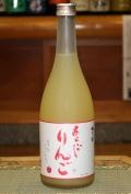 梅乃宿 あらごしりんご (720ml)【奈良/梅乃宿酒造】