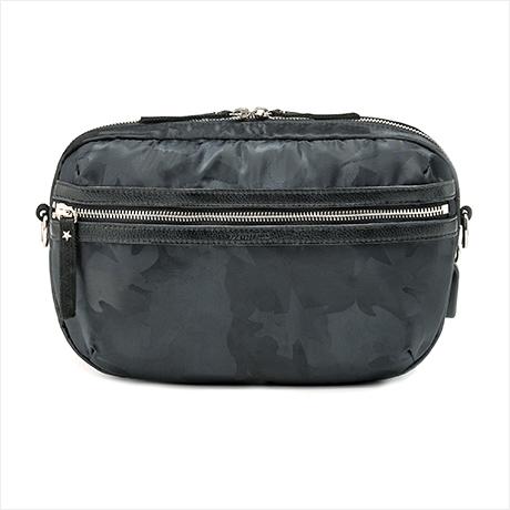 【予約】1月下旬販売 Super body bag(シュペールボディバッグ)ブラックスター