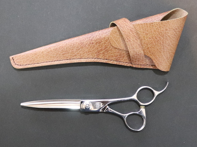 SLASH60(6.0インチ)美容師用 理容師用 セルフカット用 中古シザー