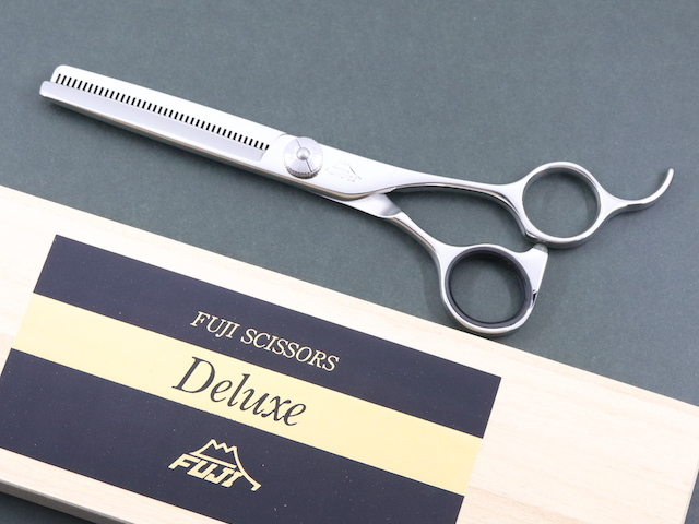 【アウトレット】富士 DXBF60-40(逆刃タイプ・カット率30%)美容師用 理容師用 セルフカット用