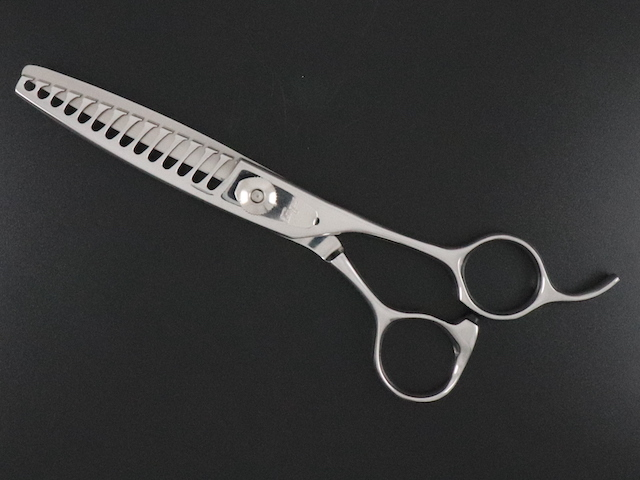 【中古セニング】アコス GF6014(カット率35%)美容師用 理容師用 トリミング用 トリマー用 セルフカット用