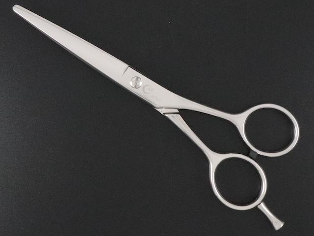 【中古シザー】キクイ Co55-M(5.5インチ)美容師用 理容師用 トリマー用 セルフカット用