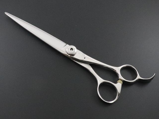 【中古シザー】ナルト(7.0インチ)理容師用 美容師用 トリマー用 セルフカット用