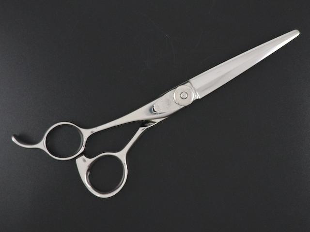【中古シザー】fantasy 左利き用(6.0インチ)トリマー用 美容師用 理容師用 セルフカット用