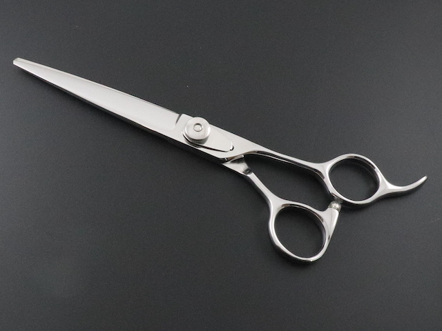 【中古シザー】無印6.5(6.5インチ)理容師用 美容師用 トリマー用 セルフカット用