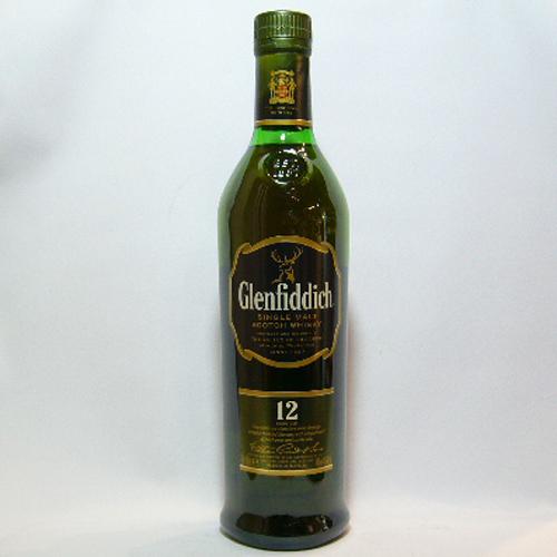 グレンフィディック 12年 700ml [7137]