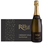 ドメーヌ・リーフレ クレマン・ダルザス NV スパークリングワイン
