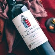 【送料無料・ラッピング付き!】 今年のバレンタインはちょっぴり大人に! ワインとチョコレートのセット