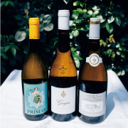 【今月のオススメワイン】 ミュスカデのブドウを味わい尽くしちゃおう! ミュスカデ3本セット