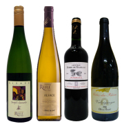 【 送料無料!!】気軽にお家で楽しめる、鍋料理に合うワイン4本セット