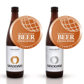 【送料無料】 シャブリビール MADDAM 330ml 3本セット-1