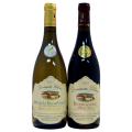 フランスワイン銘醸地 ブルゴーニュ 赤・白 2本セット