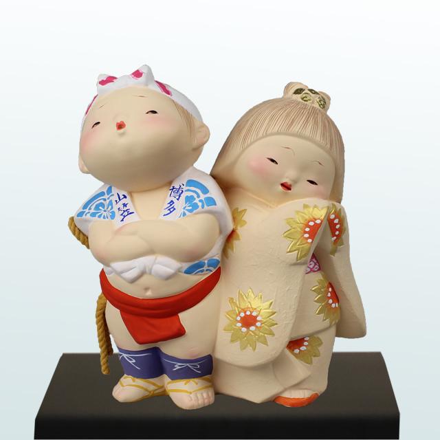 四郎作 博多っ子 後藤博多人形(株)