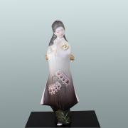 正二作 佳日 後藤博多人形(株)