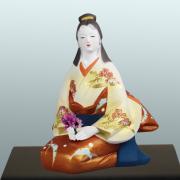 進作 花の香 後藤博多人形(株)
