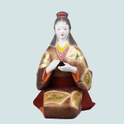 進作 お点前 後藤博多人形(株)
