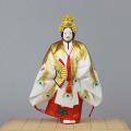 後藤博多人形 正行作羽衣