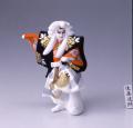 後藤博多人形 鏡獅子小