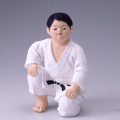 後藤博多人形 三四郎