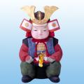 善月作 童大将 後藤博多人形株式会社