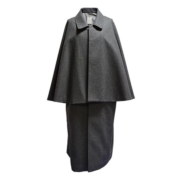 インバネスコート(紳士用)|グレー