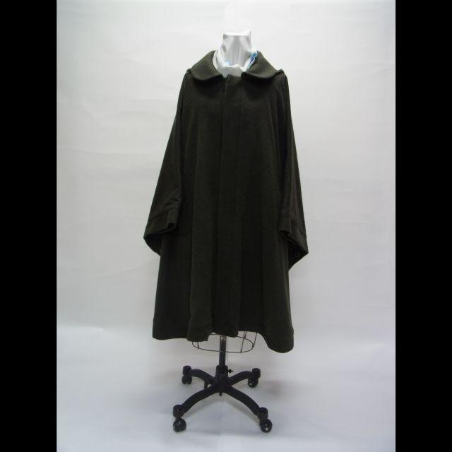 ポンチョコート(婦人用)/ウール/和装/洋服