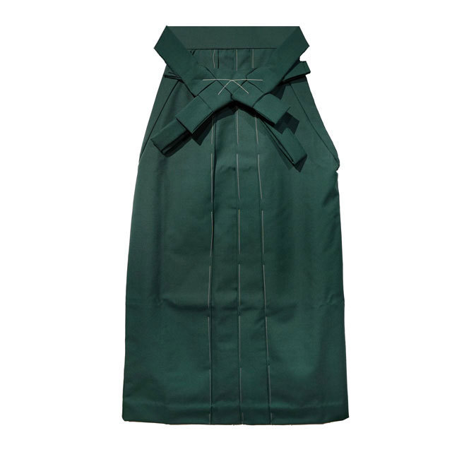 袴-グリーン