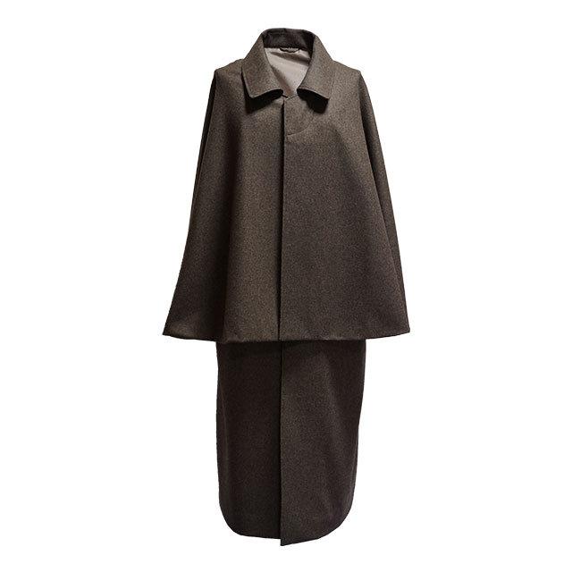 インバネスコート(紳士用)|ブラウン