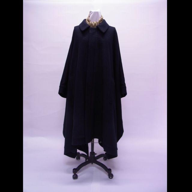 ポンチョコート(紳士用)/ウール/和装/洋服