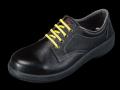シモン 特定機能付静電靴7511黒静電靴