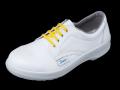 シモン 特定機能付静電靴7511白静電靴