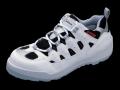 シモン安全靴スポーツタイプ 8800白/黒