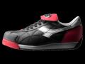 安全靴ディアドラ「PIGEON」ピジョンBLK+RED