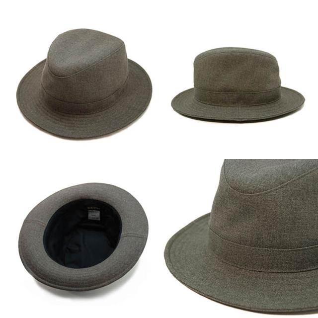 HATのポール_グレー