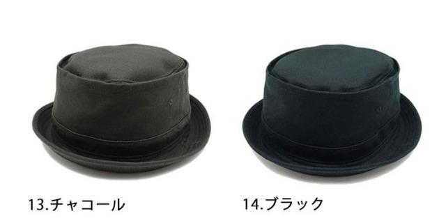 オックス・ポークパイハット カラー4