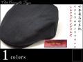 【世界最高峰生地ゼニア】シルクハンチングマルゼ(帽子 Cloth Ermenegildo Zegna)(sik)